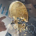 【悲報】ビットコインがまたまた下落!1カ月半ぶり安値に・・・